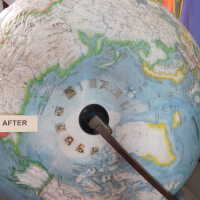 World's Fair Globe picture number 590
