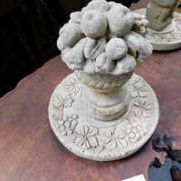 Decorative composite sculptures