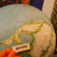 World's Fair Globe picture number 532