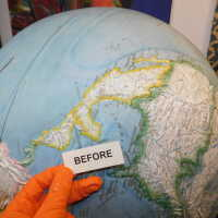 World's Fair Globe picture number 533