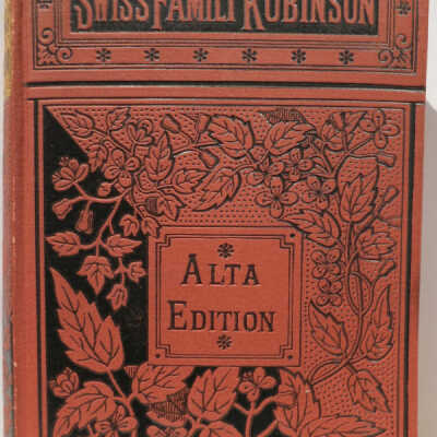 Kathleen V. Roberts Collection of Decorated Publishers' Bindings folder image