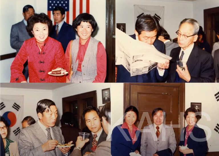 Mansop Hahn - My Korean American Friends in Seattle picture number 1