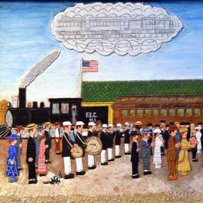 Florida East Coast Railway - Overseas Extension folder thumbnail.