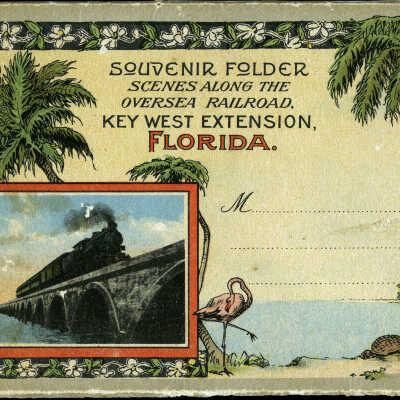 Postcard Collection folder thumbnail.