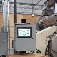 Pellet Mill HMI Stand