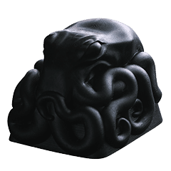 Kolkrabba - M87 Artisan Keycap