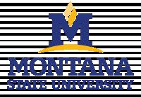 Logo montana state u