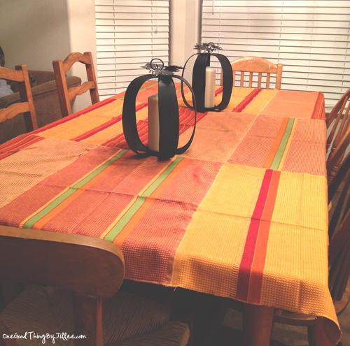 dish towel tablecloth