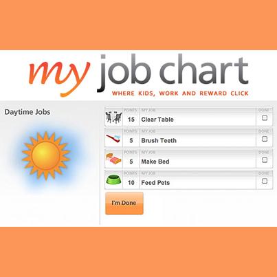 my job chart fb
