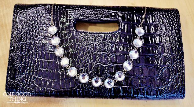 DIY Martha necklace