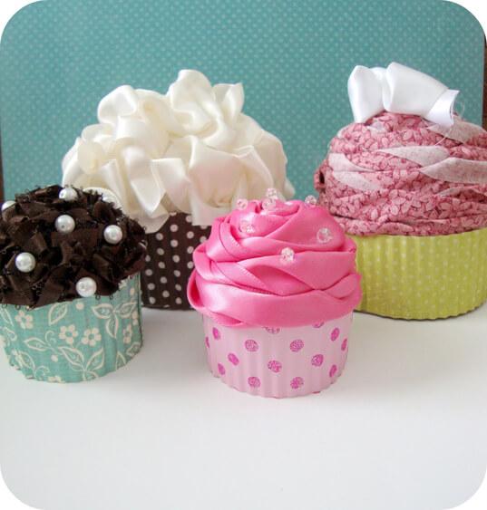 Cupcake Gift Box