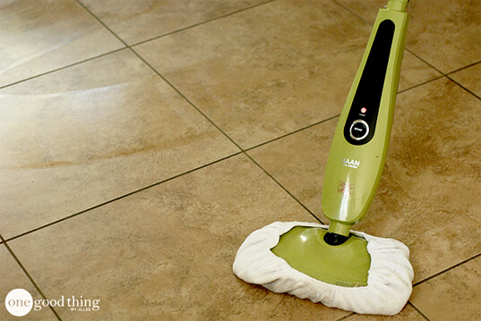 Uses for steam cleaner