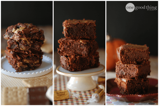 One Brownie Recipe, One Hundred Possibilities!