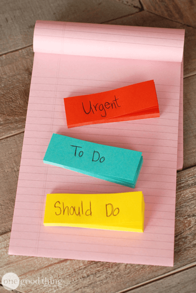 To-Do List Tips