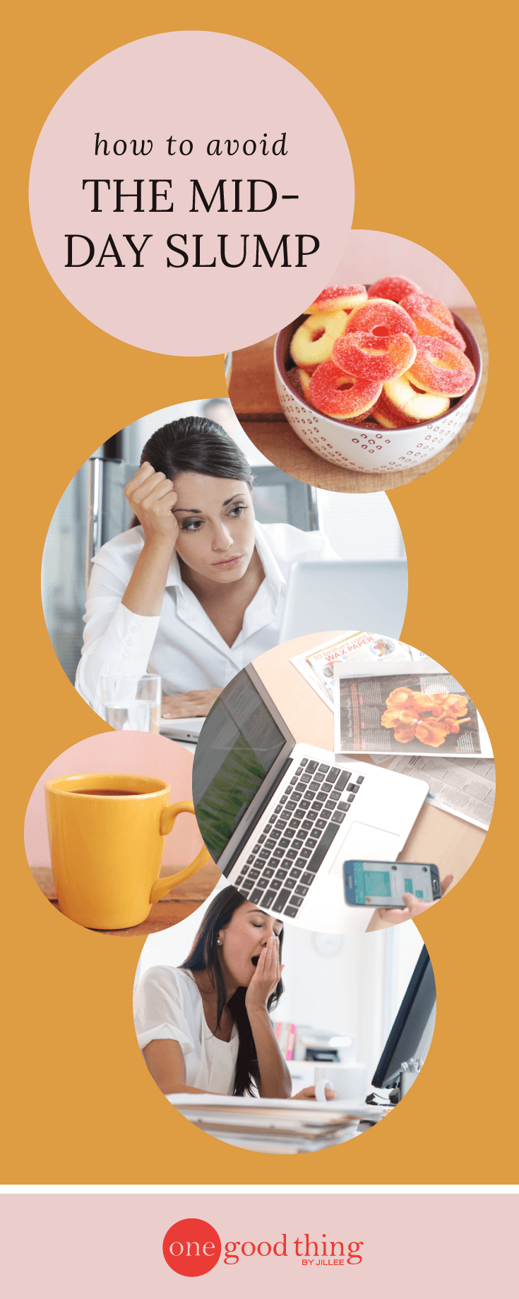 How to Beat Your Midday Slump!