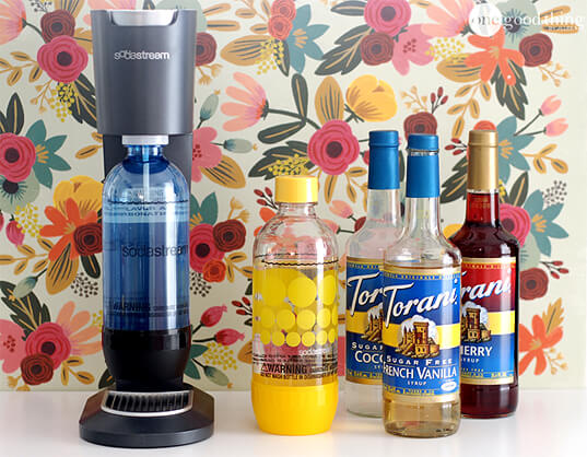 Countertop Soda makers