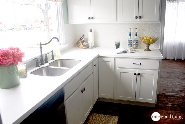 OGT kitchen makeover