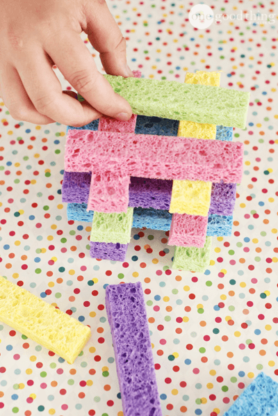 Creative Uses For Sponges
