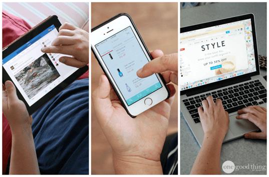 Using Social Media To Save Money