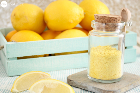 How to Dry and Use Lemon Peel