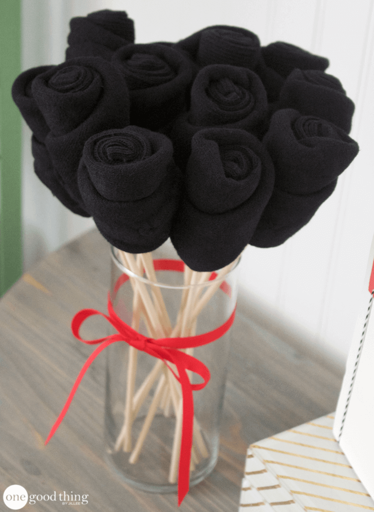 Father's Day Sock Bouquet