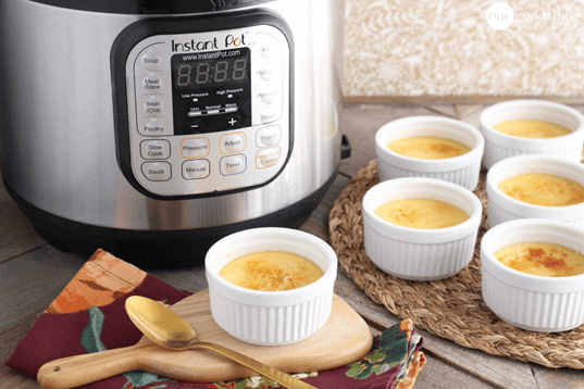 Surprising Things You Can Make in the Instant Pot