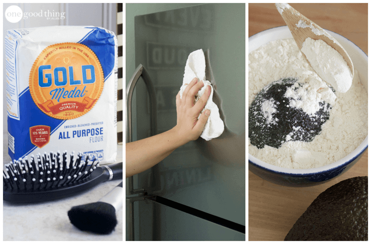 Uses for Flour