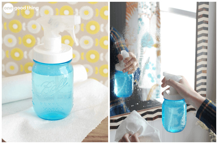 favorite homemade cleaners