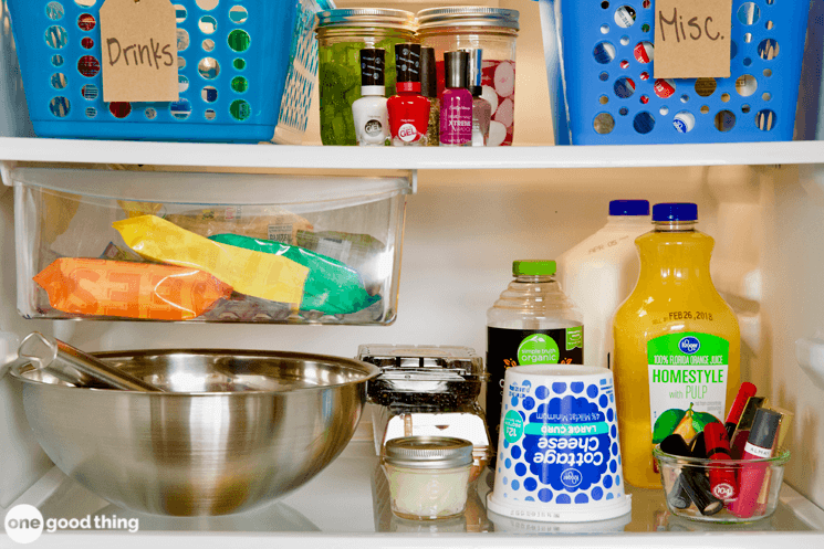 Weird Things You Should Refrigerate