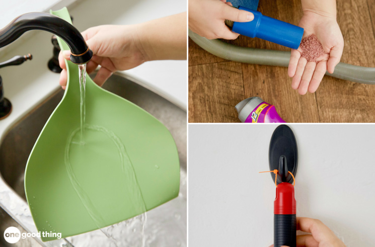 floor cleaning hacks