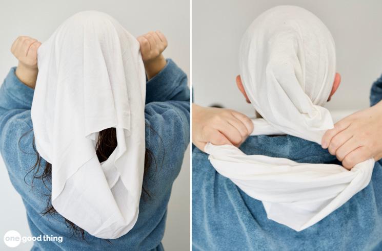 T-Shirt Headscarf