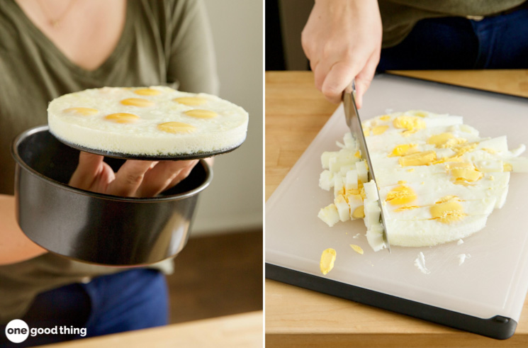 Hard-Boiled Eggs Hack