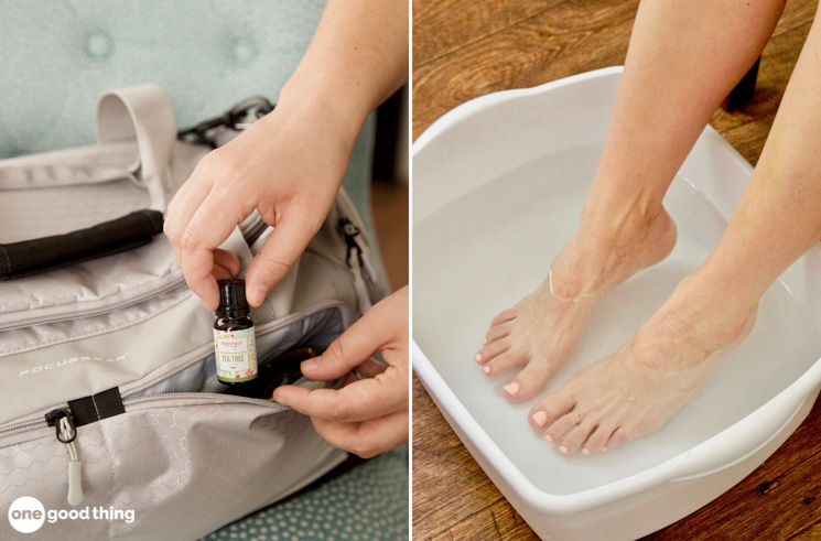 essential oils for everyday aches and pains