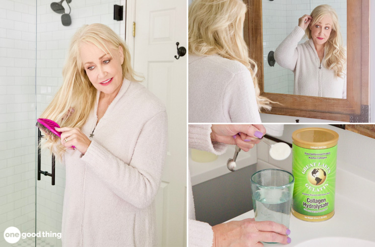 Anti-Aging Hair Care Tips