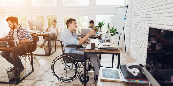 Employing Individuals with Disabilities May Solve Your Talent Crisis image