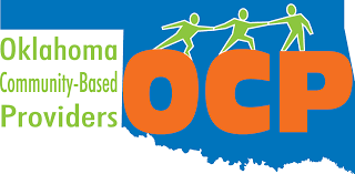 Oklahoma Community-Based Providers Logo