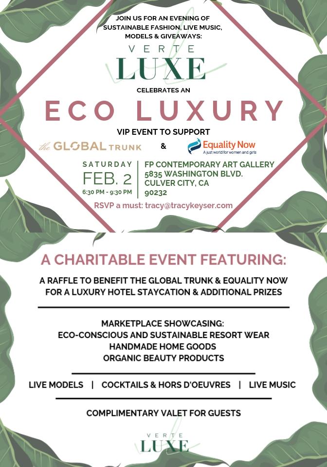 verteluxe-eco-luxe-VIP-event-February-2-2019