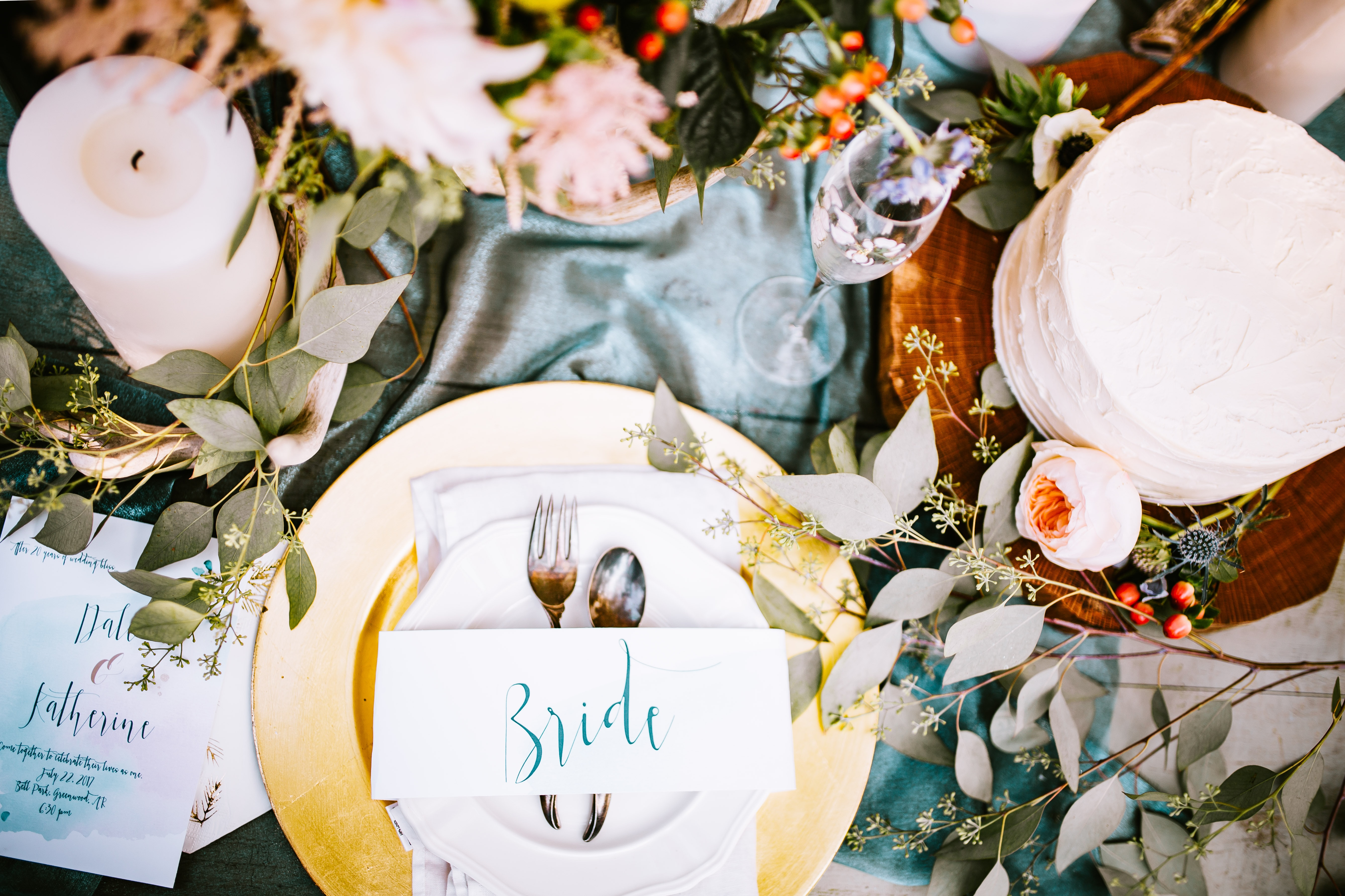 bride-placecard
