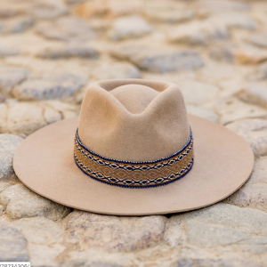 andeana-hat-on-cobble-road-tan-hat-western-style-hat-with-love-intention-band
