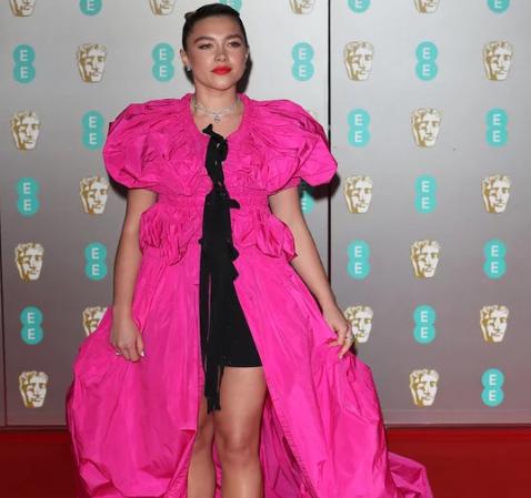 2020 BAFTA fashion