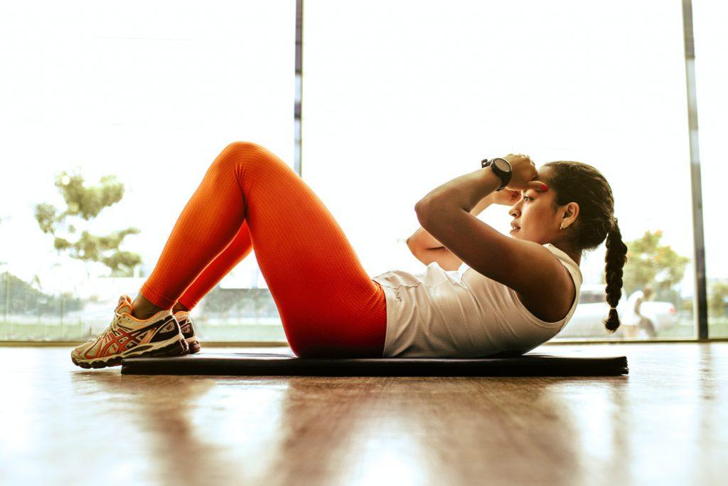 beauty benefits of exercise
