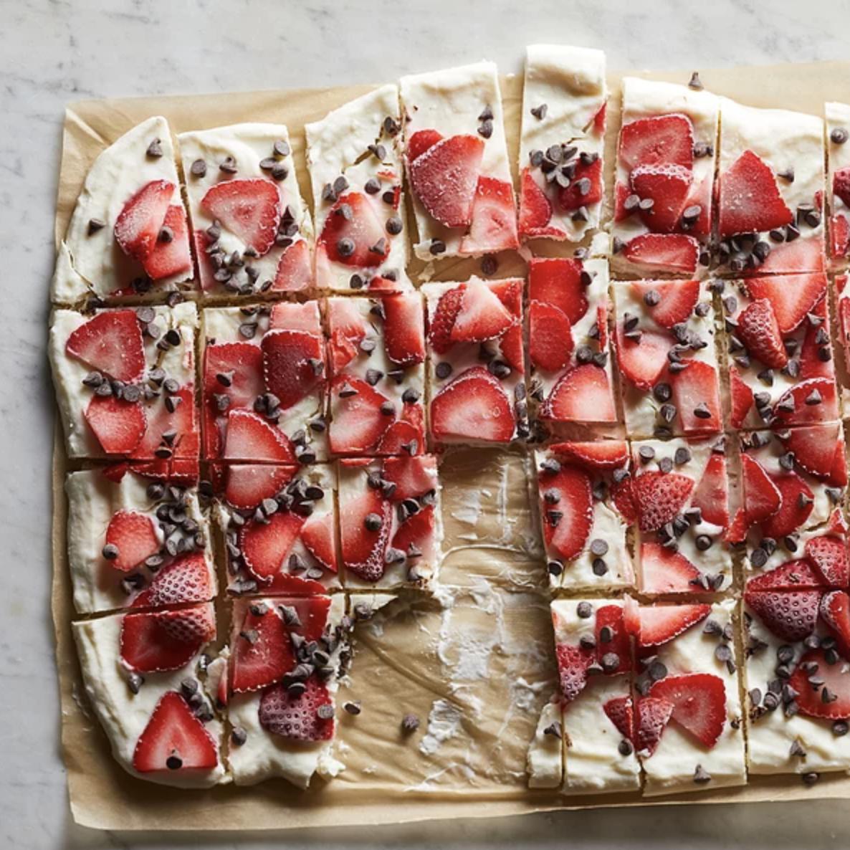 heart-healthy Valentine's Day dessert