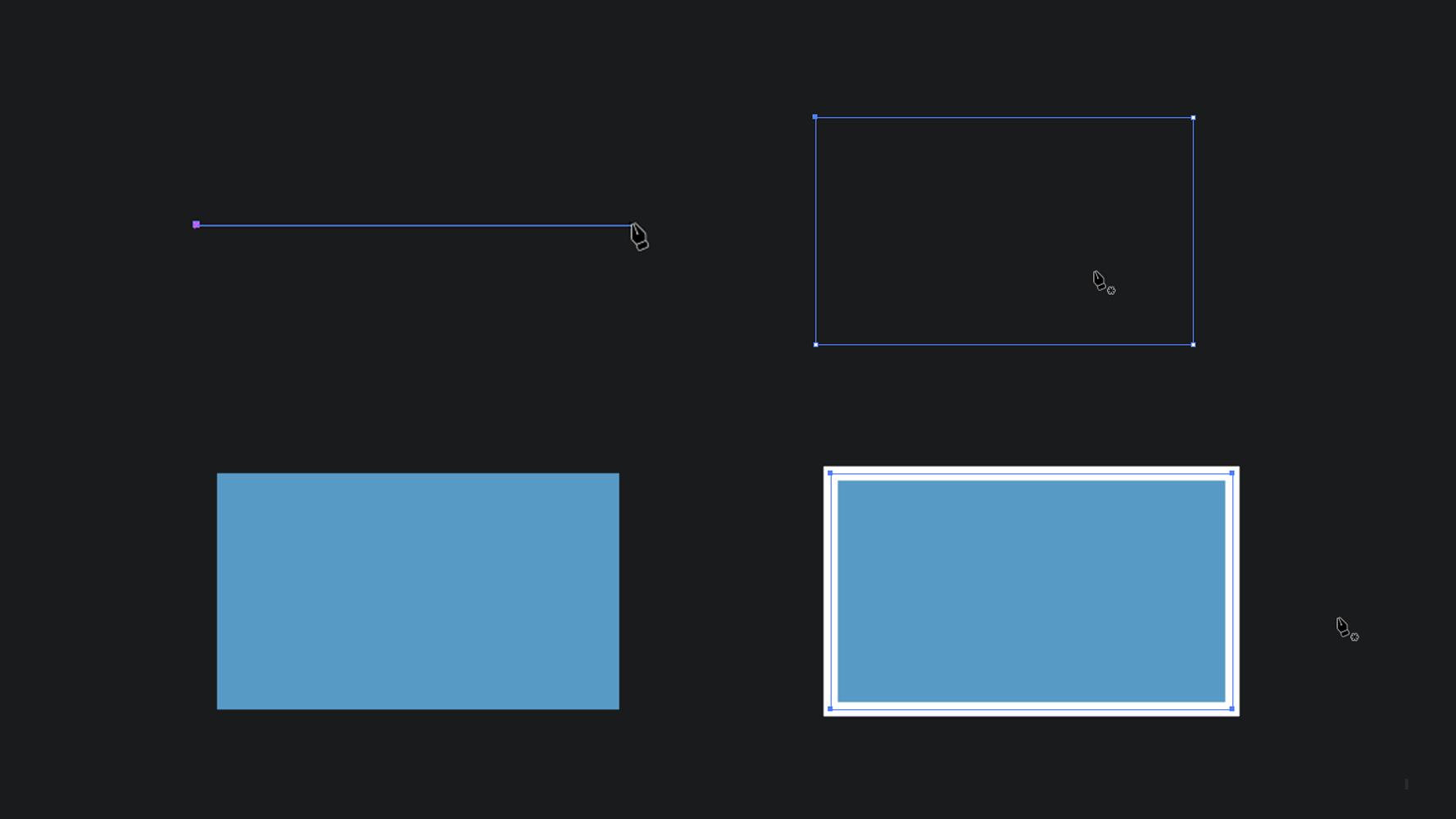 Adobe Illustrator Pen Tool Paths Anchor Points Fills