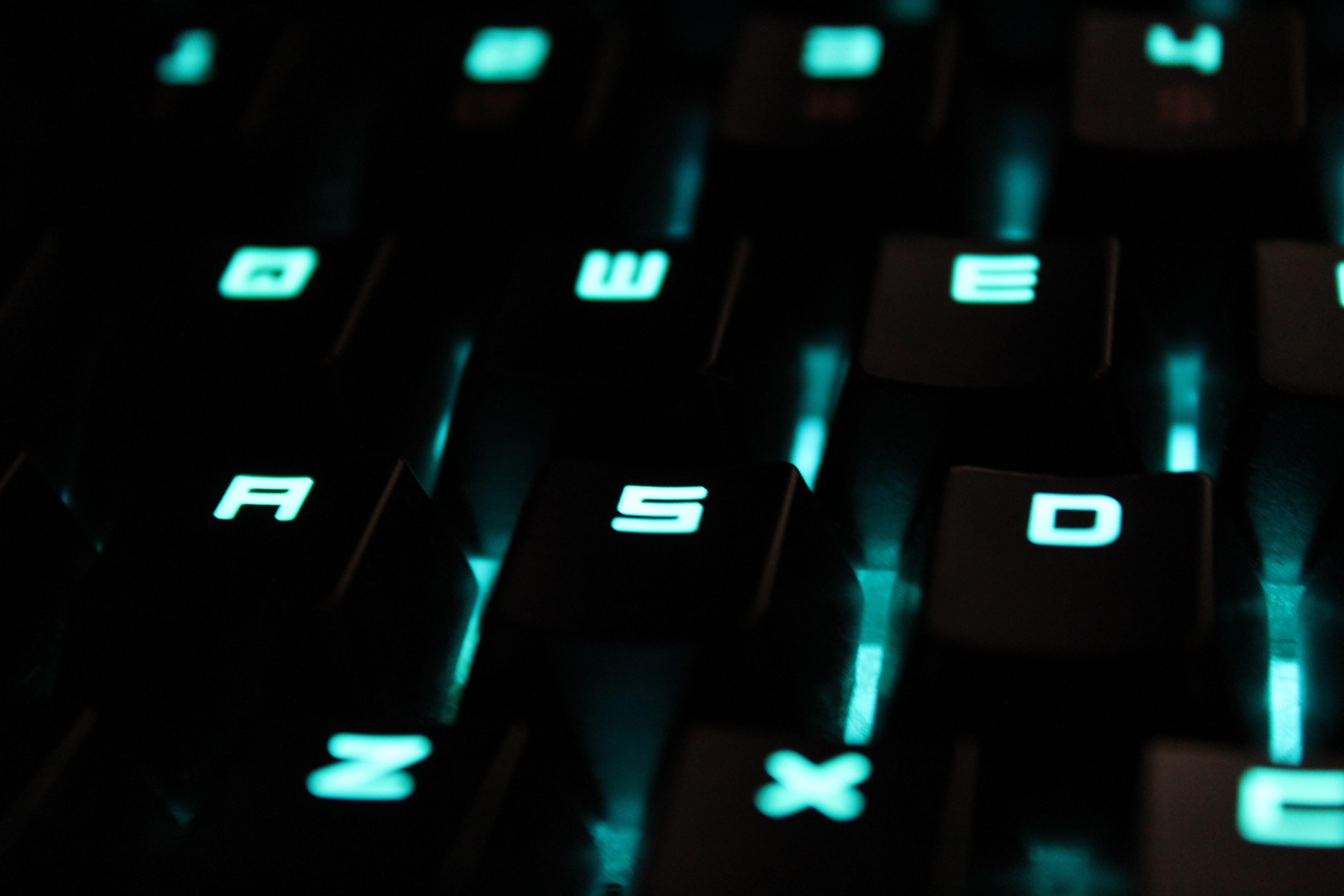 mechanical lightup keyboard