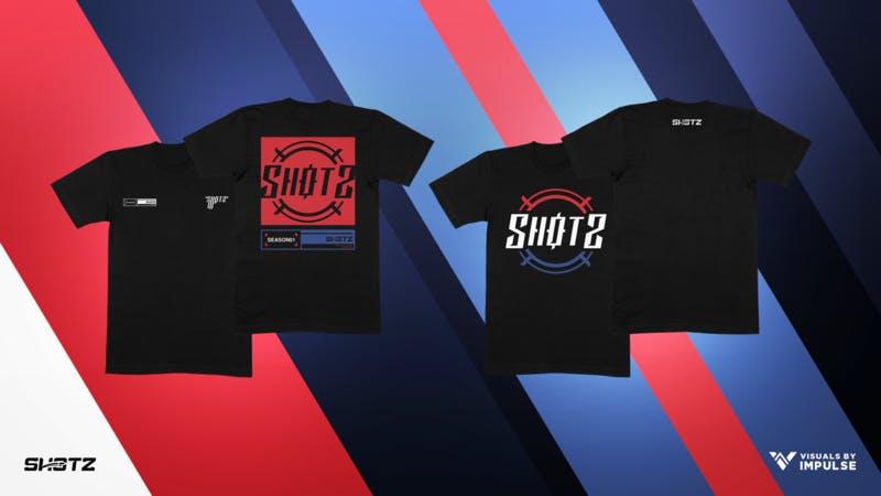Shotz Custom Merch Design