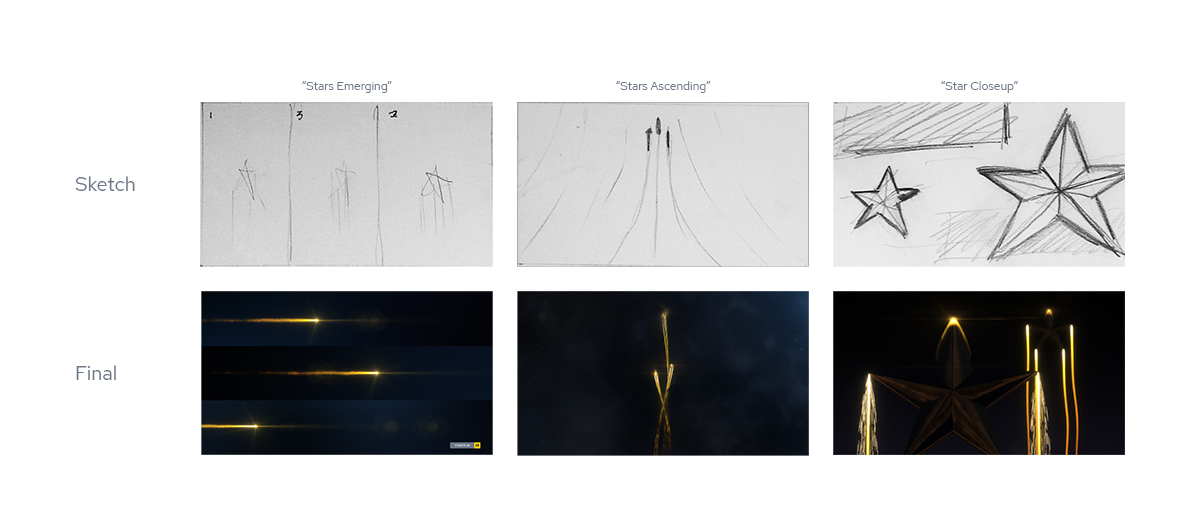 CouRage Intro Animation Storyboard Pt 1
