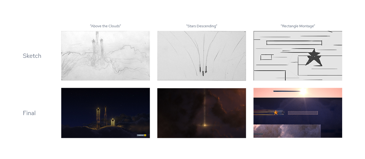 CouRage Intro Animation Storyboard Pt 2