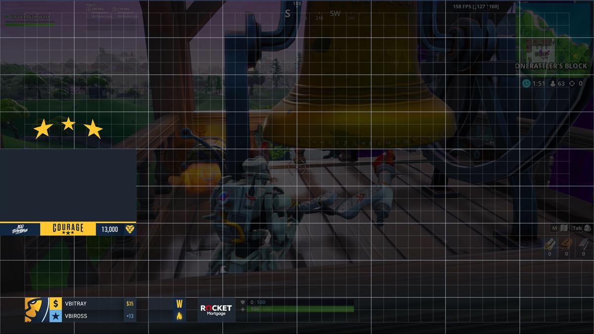 CouRage Final Stream Widget And Overlays