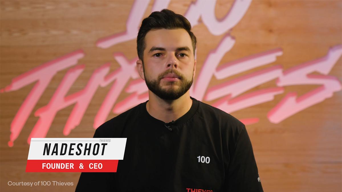 Nadeshot 100 Thieves Founder Interview