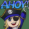 Ahoy, Female (Blue)